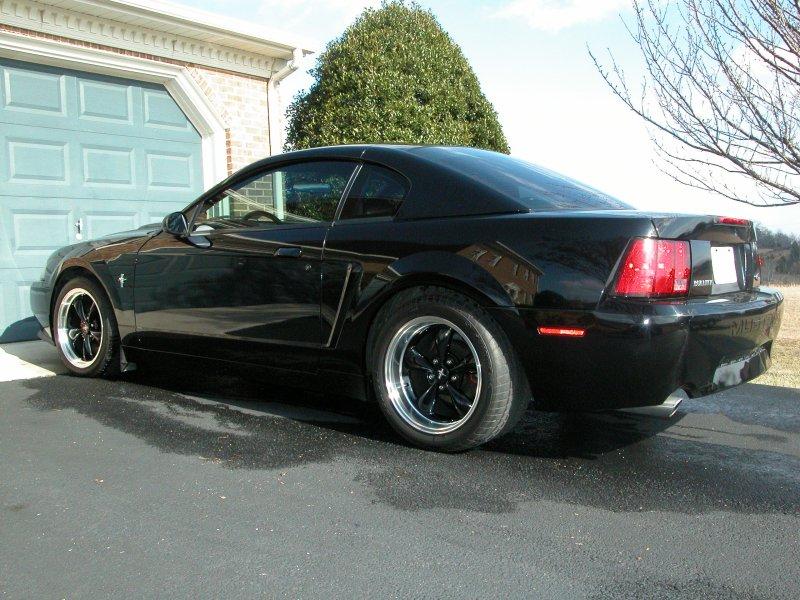 Fs 2001 Bullitt Mustang Black 01568 Ford Mustang Forums